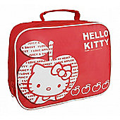 Hello Kitty 'I Love Apples!' Rectangle Lunch Bag