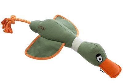 Duck Canvas Thrower Dog Toy Karki