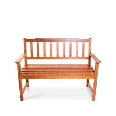BillyOh Windsor Traditional Wooden Garden Bench 3 seater