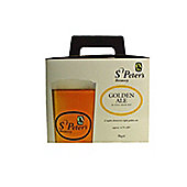 St Peters Golden Ale (ABV 4.7%) 36 Pint Beer Kit