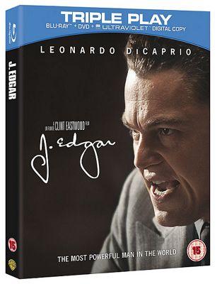 J Edgar - Blu-Ray
