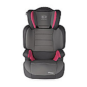 KinderKraft Spark Car Seat Group 2,3 - Pink