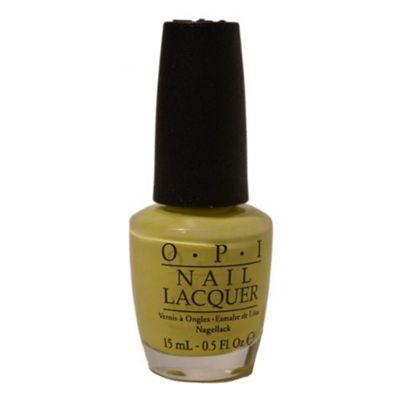 OPI Nail Polish / Varnish 15ml - Plant One On Me