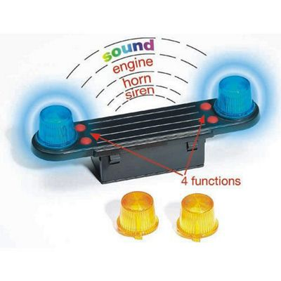 Light And Sound Module