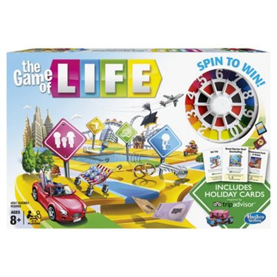 Game Of Life from Hasbro Gaming