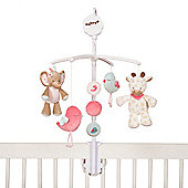 Nattou Musical Baby Cot Mobile - Charlotte and Rose