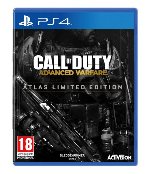 Call of Duty Advanced Warfare Atlas Limited Edition PS4