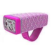 Knog Pop 2 Front LED Cycle Light 60 Lumens Pink