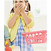 ELC Shopping Basket - Pink