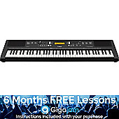 Yamaha PSREW300 76 Note Portable Keyboard