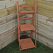 Greenblade Wooden Shelf Planter