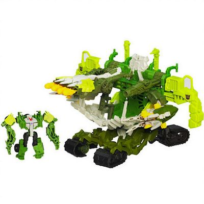 Transformers Prime Beast Hunters Apex Hunter Armour with Breakdown Figure