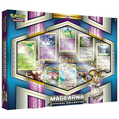 Pokemon TCG: Magearna Mythical Collections