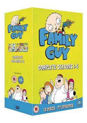 Family Guy S1-5