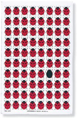 Ulster Weavers Ladybirds Linen Tea Towel
