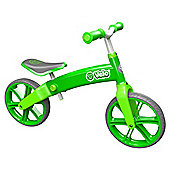 Yvolution Y Velo Green Balance Bike