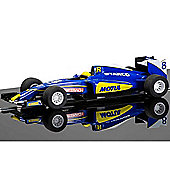 SCALEXTRIC Slot Car C3704 GP Racer - Blue