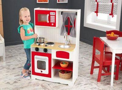 Kidkraft Red Country Kitchen