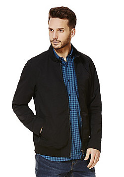 F&F Harrington Jacket - Black
