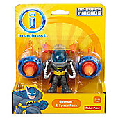 Imaginext DC Super Friends Batman and Space Pack