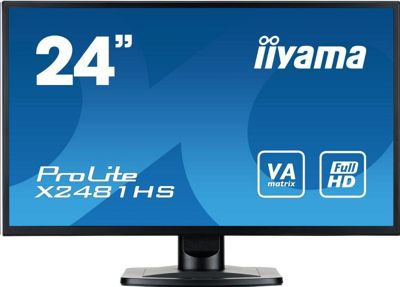 iiyama PROLITE X2481HS-B1 24 Full HD 75Hz Monitor