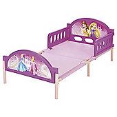 Disney Princess Cosytime Toddler Bed, Pink