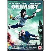 Grimsby DVD