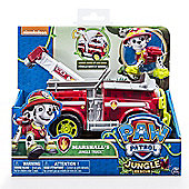Paw Patrol Jungle Rescue - Marshall's Jungle Truck