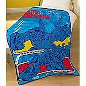 Transformers 3 Bumblebee Panel Fleece Blanket