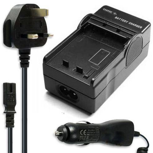 Maxram Compatible Battery Charger for Nikon Coolpix S560.