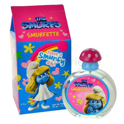 The Smurfs Smurfette 50ml Eau De Toilette Spray.