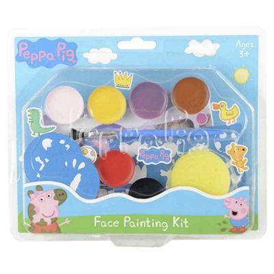 Peppa Pig Face Paints