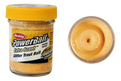 Berkley Powerbait Select Glitter Troutbait - Salmon Egg Twin Pack