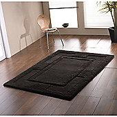 Sierra Apollo Black 60x100 Wool Rug