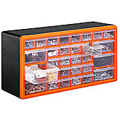 VonHaus 30 Multi Drawer Storage Cabinet Organiser
