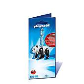 Playmobil 6612 City Life Zoo Panda Keyring