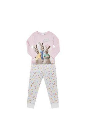 Peter Rabbit Pyjamas Pink 2-3 years