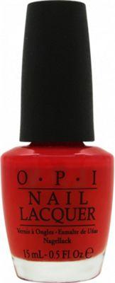OPI Mexico Collection Nail Polish 15ml - My Chihuahua Bites!