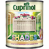 Cuprinol Garden Shades - Natural Stone - 2.5 Litre
