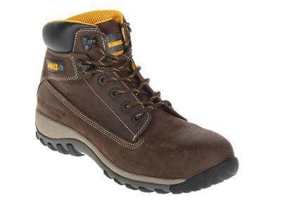 DeWalt Hammer, Men's Safety Boots, Brown, 12 UK