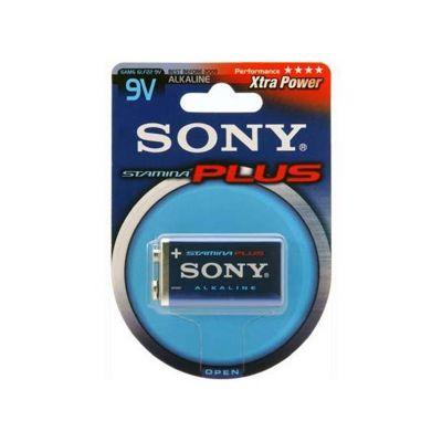 Sony Stamina Plus Alkaline Battery - 9V