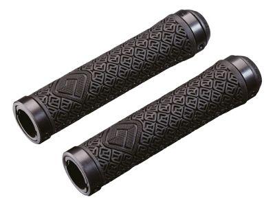 Gravity by FSA Gravity Lock On Grips 140mm (Black)