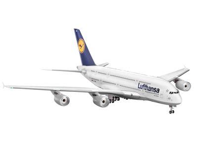 REVELL AIRBUS A380-800 LUFTHANSA