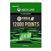 FIFA 18: Ultimate Team FIFA Points 12000 DIGITAL CARDS (Digital Download Code)