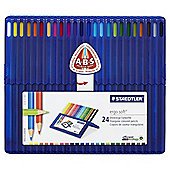 Staedtler Ergosoft Colouring Pencils 24 pack