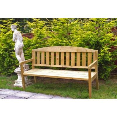Large Sustainable Garden Bench