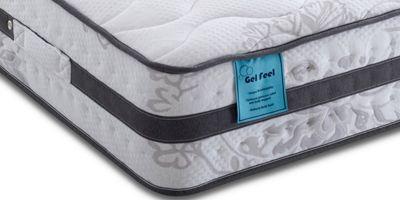 Land Of Beds Derwent Small Single Mattress - Medium