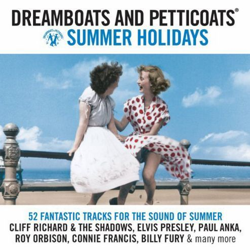 Dreamboats & Petticoats Summer Holidays (2CD)