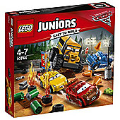LEGO Juniors Disney Cars Thunder Hollow Crazy 8 Race 10744