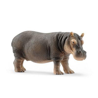 Schleich Wildlife Hippopotamus